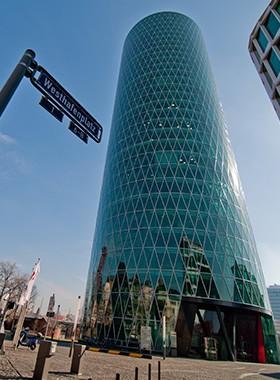 Statistik-Schulungen im 10. Stock des Westhafen Tower, Westhafenplatz 1, 60327 Frankfurt