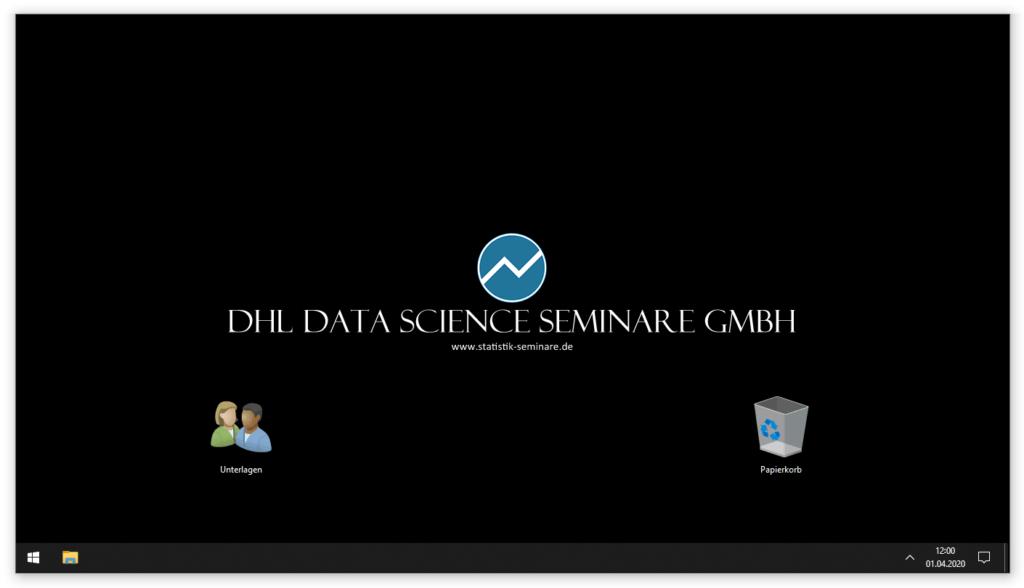 Remote Desktop bei Online-Seminaren